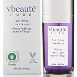 *NWT* vbeaute Anti Aging Face Serum 1.0 oz